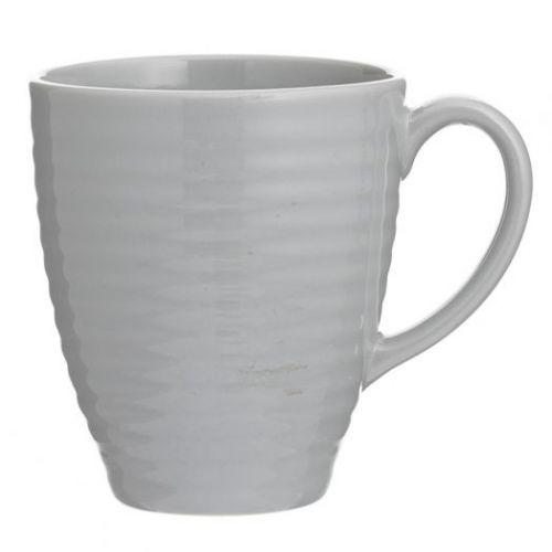 Чашка Living 350 мл серая