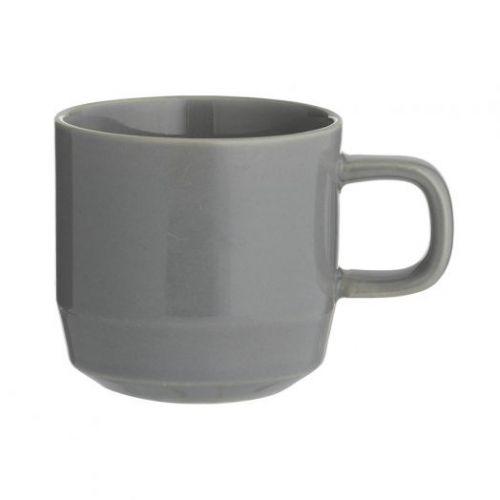 Чашка для эспрессо Cafe Concept 100 мл темно-серая