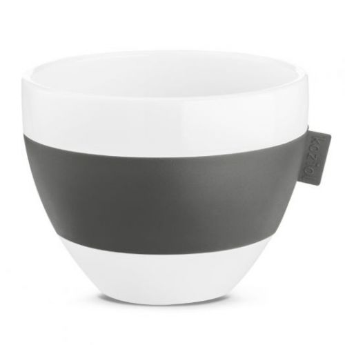 Чашка с термоэффектом AROMA M, 270 мл, тёмно-серая