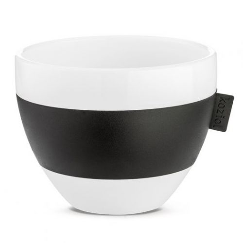 Чашка с термоэффектом AROMA M, 270 мл, чёрная