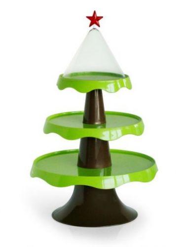Этажерка подарочная Merry Tree зеленая