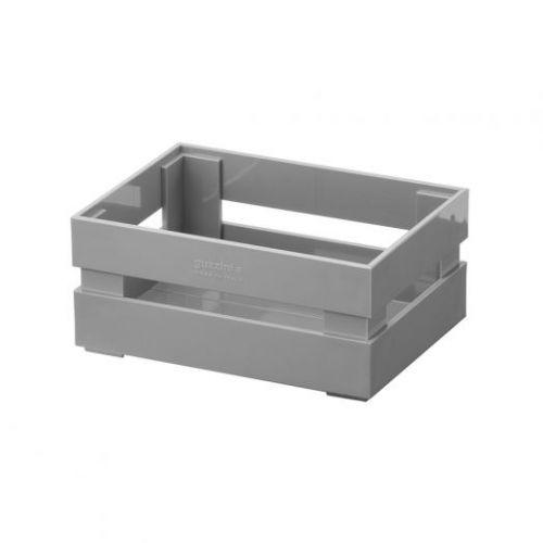 Ящик для хранения Tidy & Store S 15,3x11,2x7 см серый