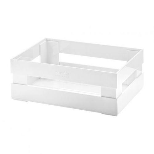 Ящик для хранения Tidy & Store S 22,4х5,4х8,7 см белый