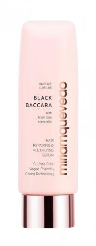 Восстанавливающая крем-сыворотка для уплотнения и объема волос с экстрактом розы Блэк Баккара