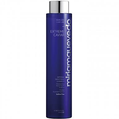Шампунь для безупречной гладкости волос с экстрактом черной икры