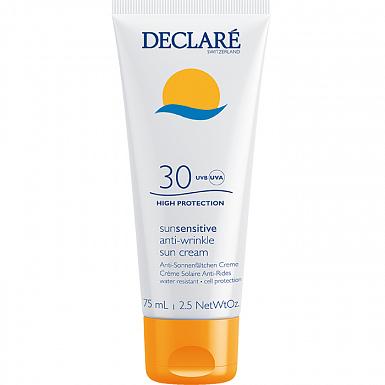 Солнцезащитный крем SPF 30 с омолаживающим действием