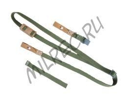 Комплект ремней для противогазного бака (реплика)