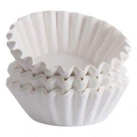Тарталетка  белая, 5,5 х 4,3 см 27 шт упак