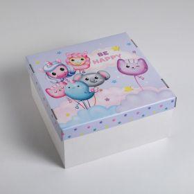 Коробка «Праздник» 29 х 29 х 15 см