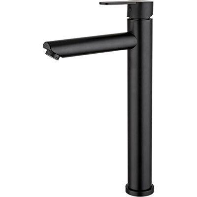 Черный смеситель для раковины Frap F10801-62