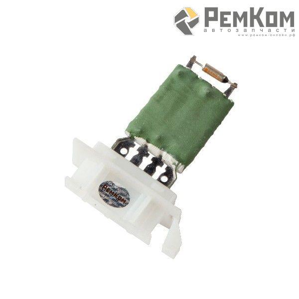 RK04019 * 6001547488 * Резистор электровентилятора отопителя для а/м LAR, Renault Logan, Sandero, Duster