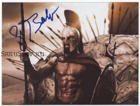 Автограф: Джерард Батлер. 300 спартанцев