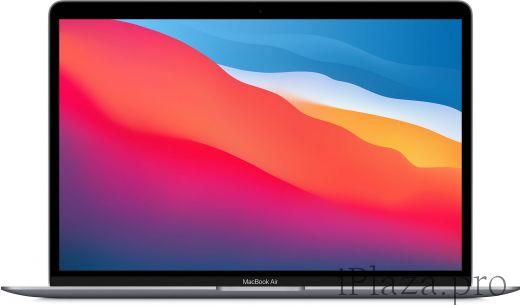Apple MacBook Air (M1, 2020) 8 ГБ, 512 ГБ SSD, «серый космос», MGN73RU/A