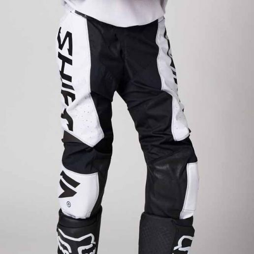 Shift White Label Trac White/Black штаны для мотокросса