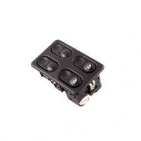 RK06006 * 2110-3709720 * Выключатель электростеклоподьемника для а/м 2110-2112 (блок на 2 двери)