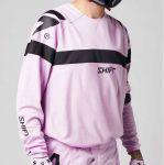 Shift White Label Void Pink джерси для мотокросса