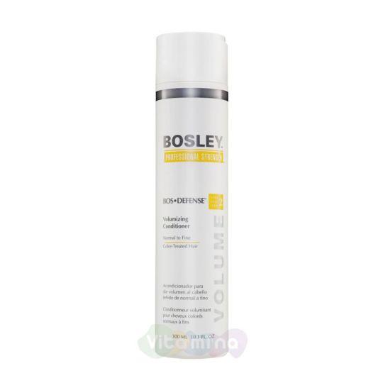BOSLEY Кондиционер для объема нормальных/тонких окрашенных волос ВОS DEFENSE (STEP 2) VOLUMIZING СONDITIONER NORMAL TO FINE COLOR-TREATED HAIR