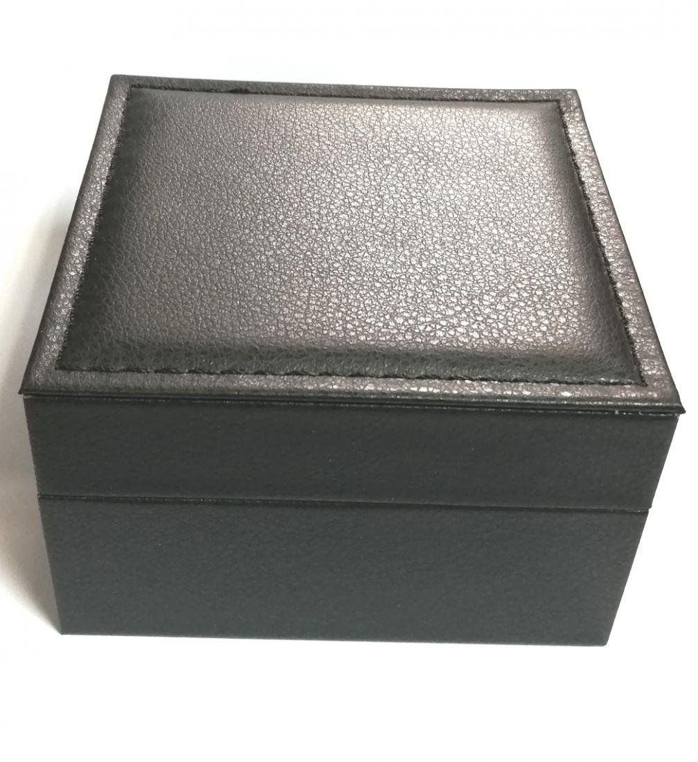 Коробка под часы кожаная Люкс