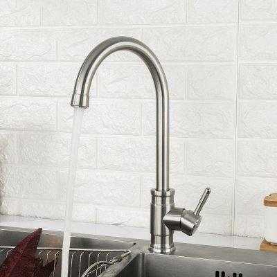 Смеситель для кухни из нержавеющей стали Frap F41899-3