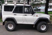 Расширители колесных арок УАЗ Хантер, 469, 3151