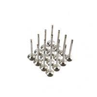 RK07041 * 2112-1007010 * Клапаны облегченные увеличенные 32мм/29мм для а/м 2110 - 2112 (16 кл. дв., компл. 16 шт.) СПОРТ