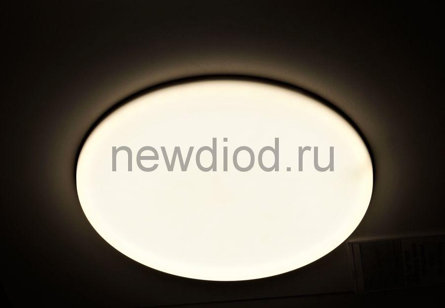 Светильник встраиваемый OREOL Element 36W-9м² 225mm универсальный монтаж 75-210mm 4000K КРУГ