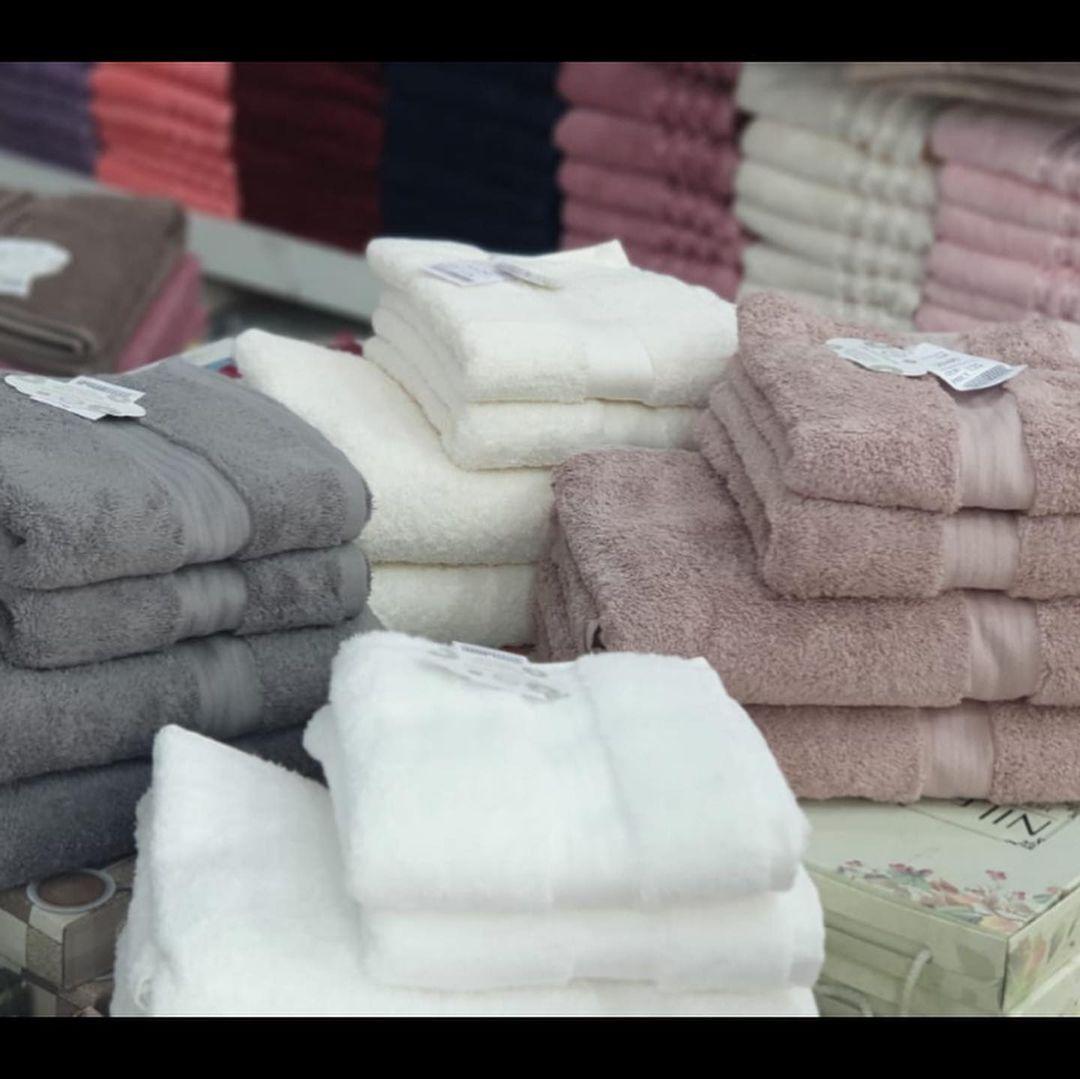 Самые пушистые полотенца