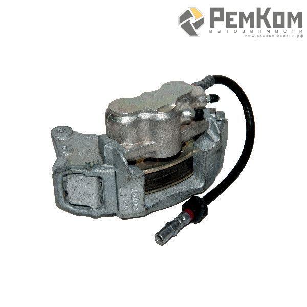 RK10021 * 21214-3501013 * Суппорт тормозной для а/м 2123, 21214 передний левый в сборе с колодками нового образца