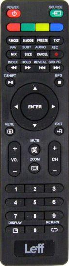 Пульт Leff E05-DTV