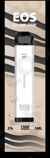 Электронная сигарета EOS CUBE ONE Capuccino