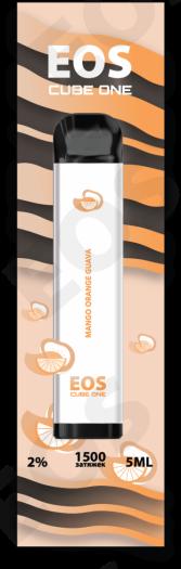 Электронная сигарета EOS CUBE ONE Mango Orange Guava
