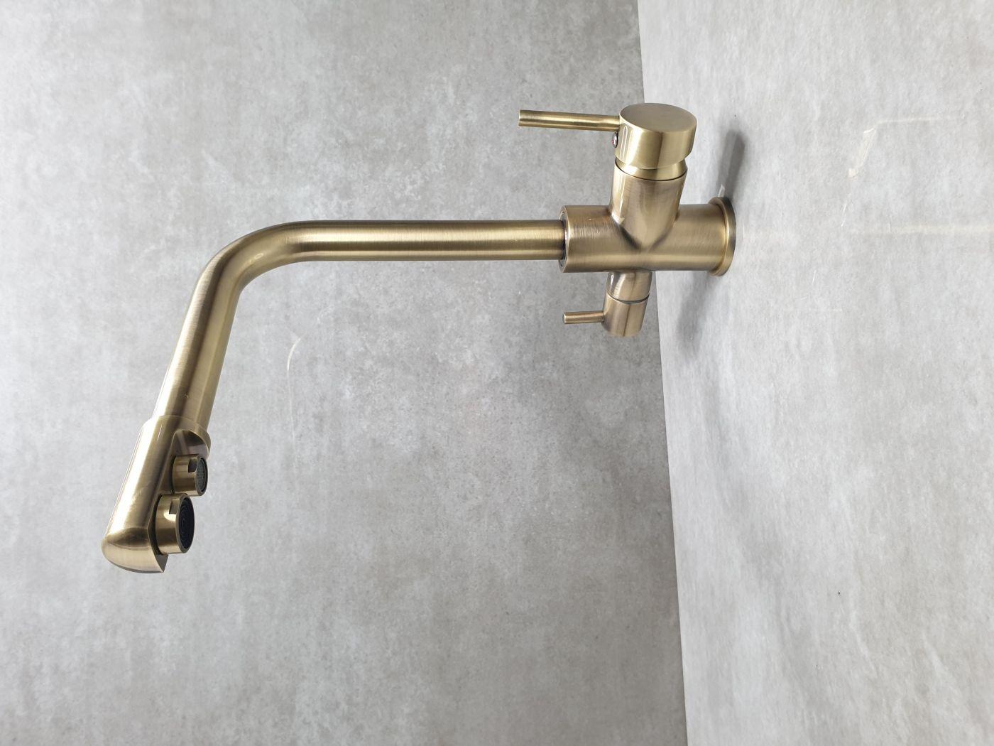 Смеситель для кухни с выходом под фильтр Frud R43053-4
