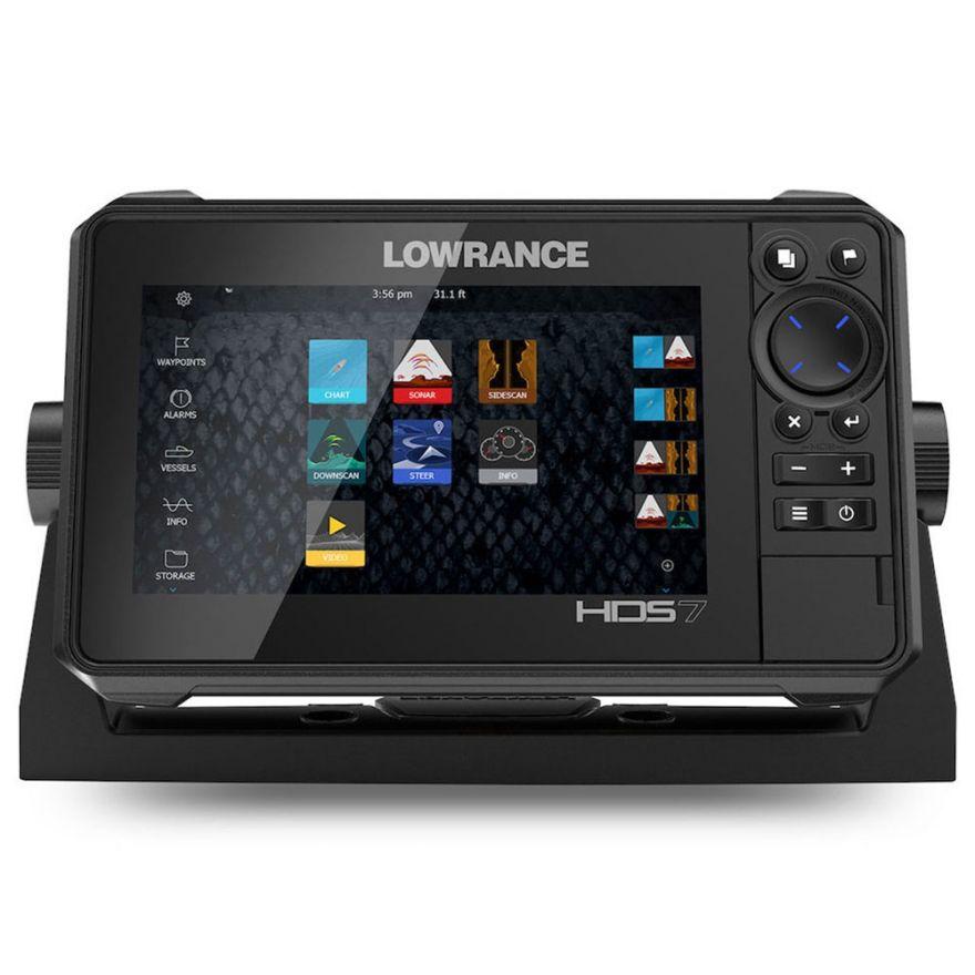 Эхолот/картплоттер Lowrance HDS Live 7