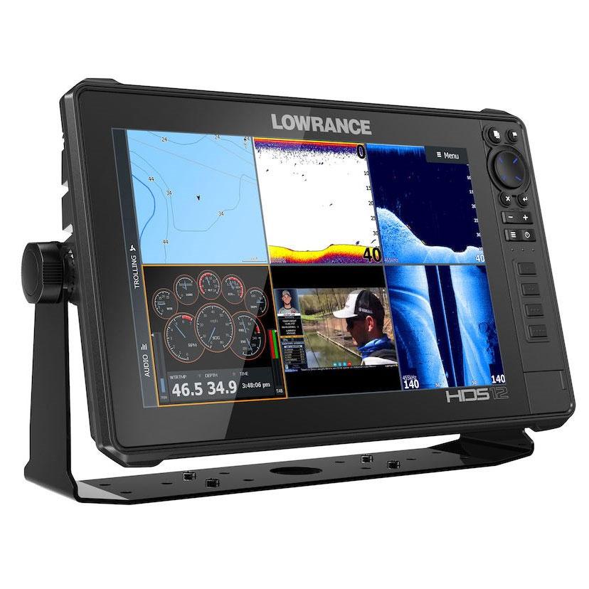 Эхолот/картплоттер Lowrance HDS Live 12