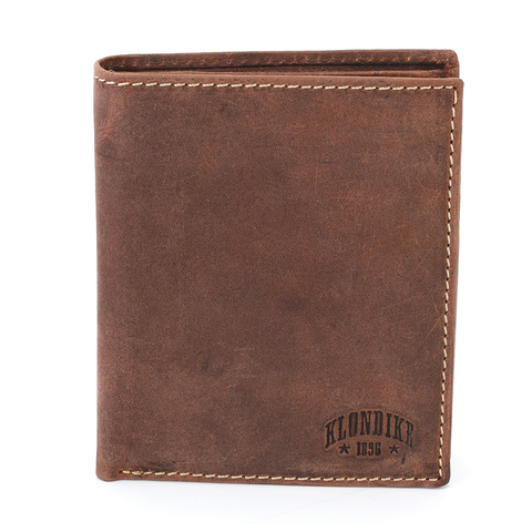 Бумажник Klondike Yukon, коричневый