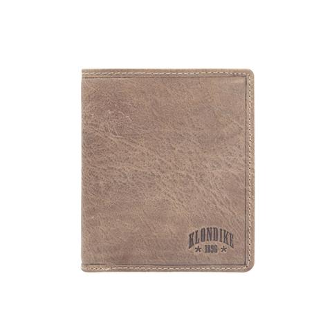 Бумажник Klondike Finn, коричневый