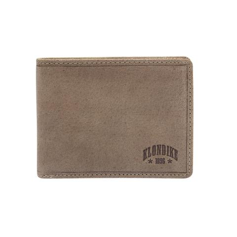 Бумажник Klondike Tony, коричневый