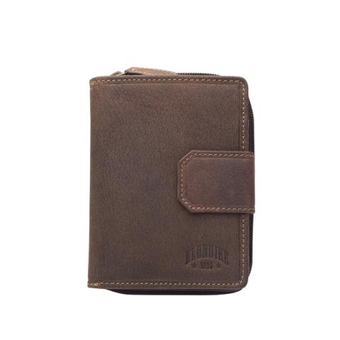 Бумажник Klondike Wendy, коричневый
