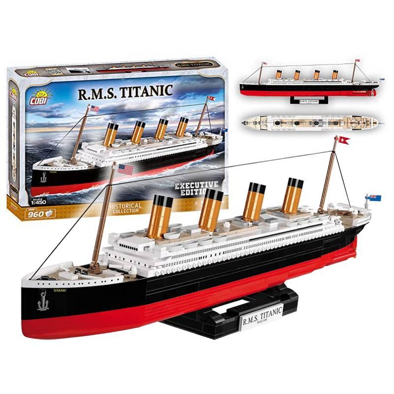 Круизный лайнер RMS Titanic