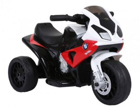 Детский электромотоцикл BMW S1000RR JT5188 кожа