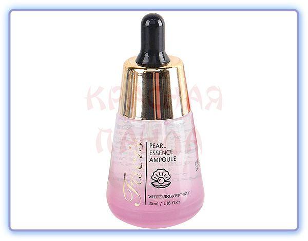 Сыворотка для лица с экстрактом жемчуга Facis Pearl Essence Ampoule