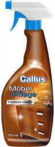 Gallus Средство для чистки и ухода за мебелью с распылителем 750 мл
