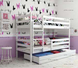 Кровать двухъярусная Олимп №ДИ, любые размеры