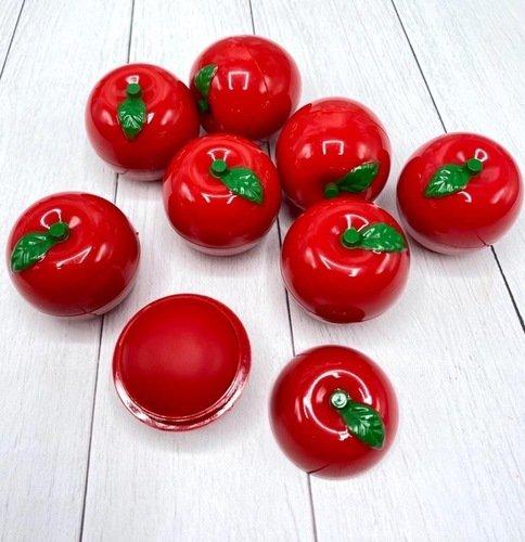 Увлажняющий, смягчающий и питающий кожу бальзам для губ Красное яблоко (1301)