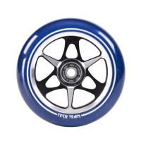 Колесо TT Excalibur 110мм прозрачный/голубой