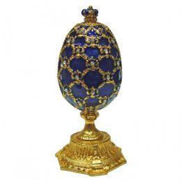 Яйцо-шкатулка под Фаберже Спас на Крови