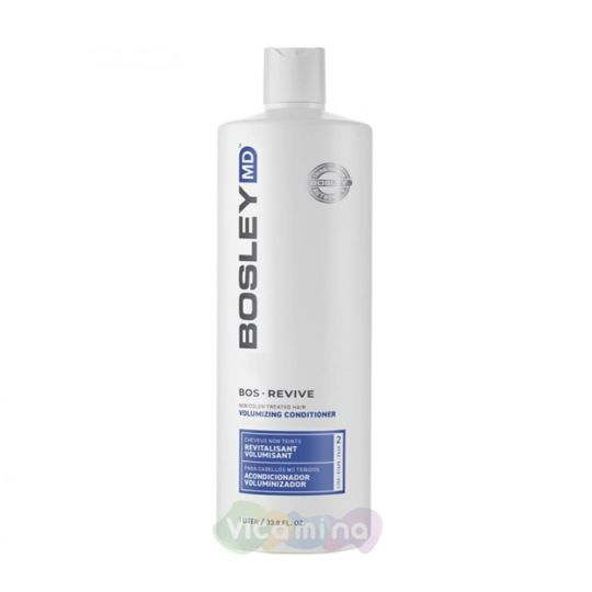 BOSLEY MD Кондиционер-активатор от выпадения и для стимуляции роста волос (для неокрашенных волос) BOSRevive Non Color-Treated Hair  Volumizing Conditioner