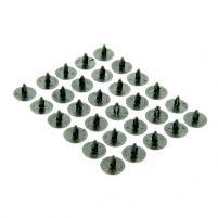 RK14038 * 2103-5002122 * Пистон крепления обивки капота для а/м 2101-2107, 2108-21099, 2113-2115, 2110-2112 старого образца (компл. 30 шт.)