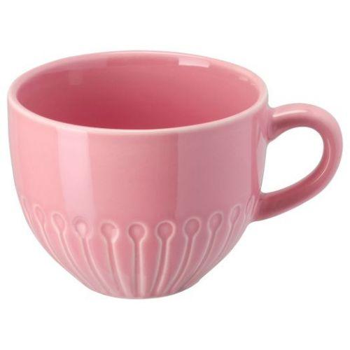 STRIMMIG СТРИММИГ, Кружка, каменная керамика розовый, 36 сл - 404.431.71