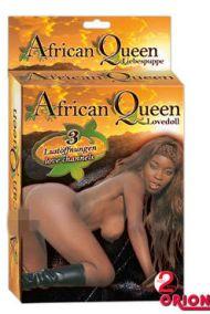 Кукла надувная с тремя любовными отверстиями You2Toys African Queen